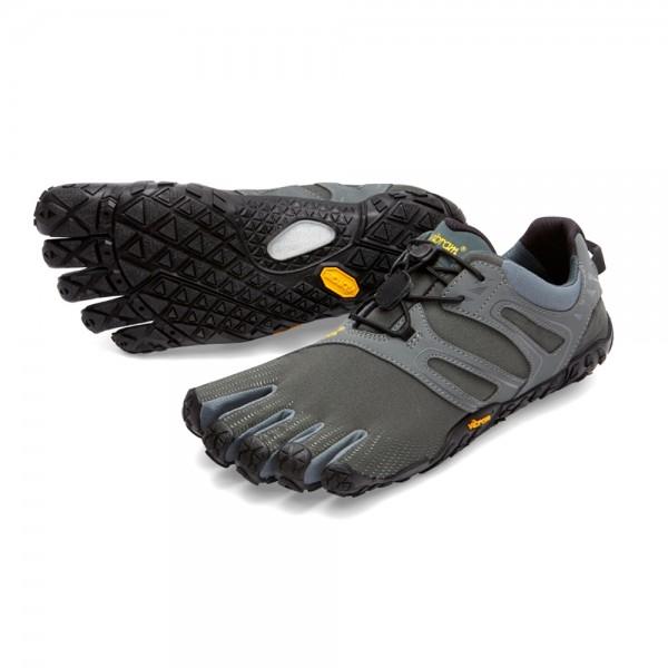 Vibram Five Fingers - V-Trail (Herren) - Zehenschuhe - Dark-Grey-Sage