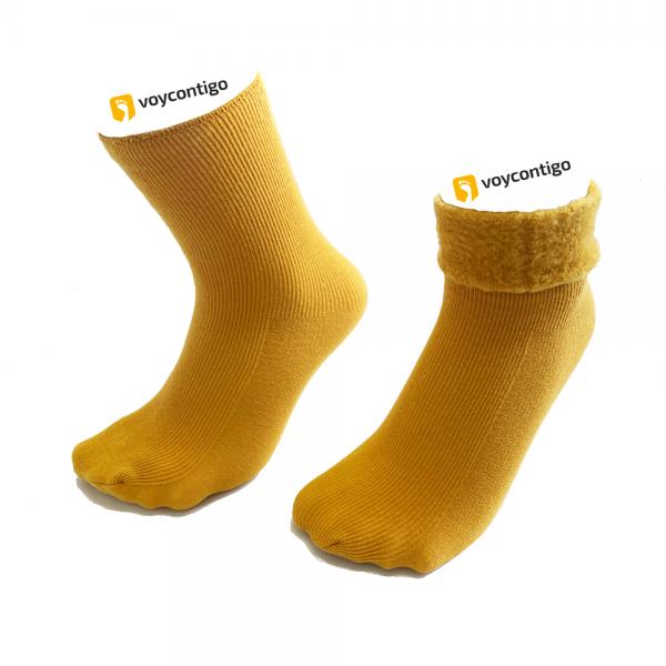 Voycontigo - Wintersocken - Kinder - Velvet
