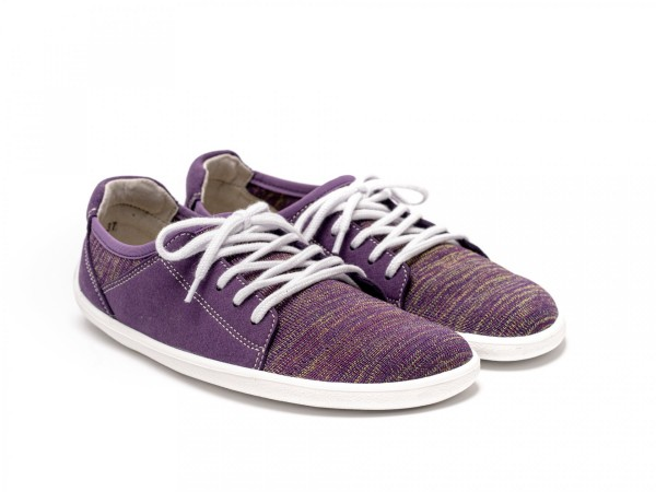 Be Lenka - Ace - Unisex - Barfuß Sneakers - Lila