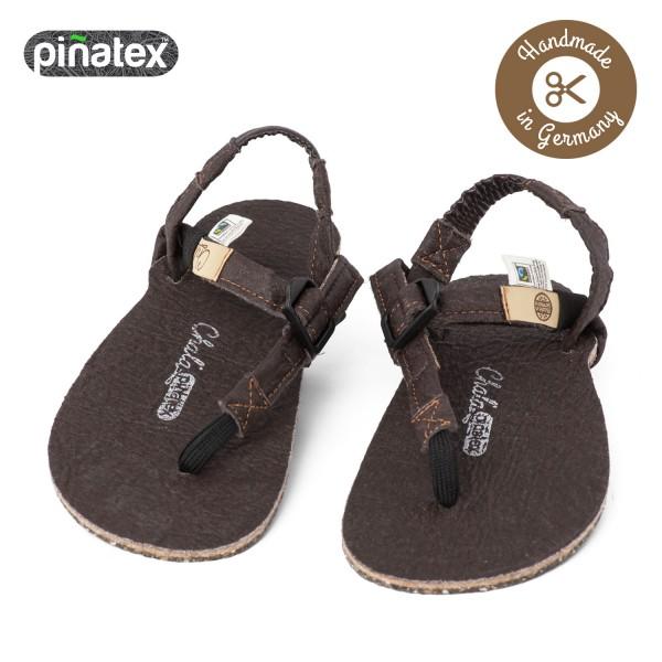 Chala - Huarache-Sandalen - Piñatex Vegan (Unisex) - Brown