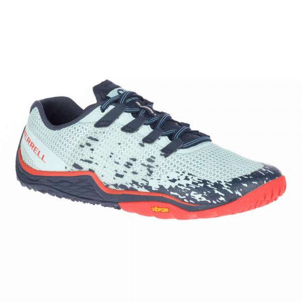 Merrell Barefoot - Trail Glove 5 (Damen) - Barfußschuhe - Aqua
