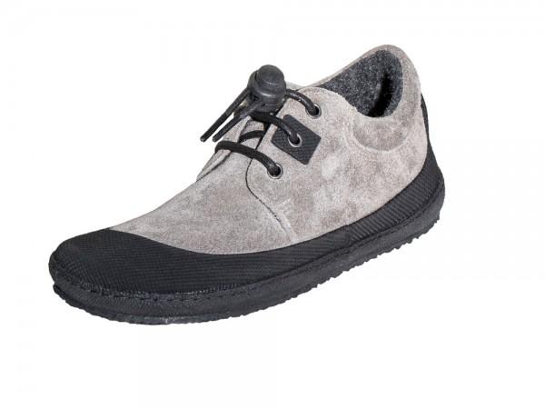 Sole Runner - Pan SPS (Kinder) - Barfußschuhe - Grey/Black