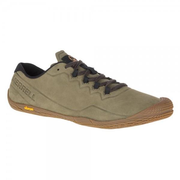 Merrell Barefoot - Vapor Glove 3 Luna LTR (Herren) - Barfußschuhe - Dusty Olive