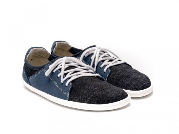 Be Lenka - Ace - Unisex - Barfuß Sneakers - Blau