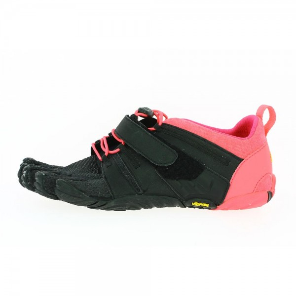 Vibram Five Fingers - V-Train 2.0 (Damen) - Zehenschuhe - Black/Pink