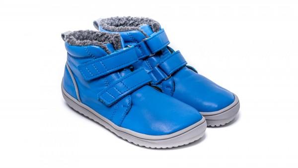 Be Lenka - Penguin (Kinder) - Winter Barfußschuhe - Blue