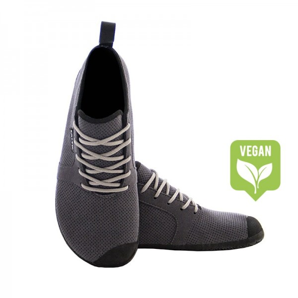 Saltic - Fura Vegan - Unisex - Barfußschuhe - Grey