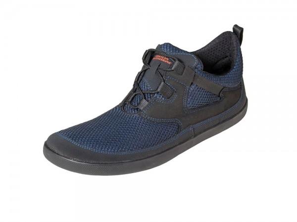 Sole Runner - Pure 3 (Unisex) - Barfußschuhe - Blue-Black