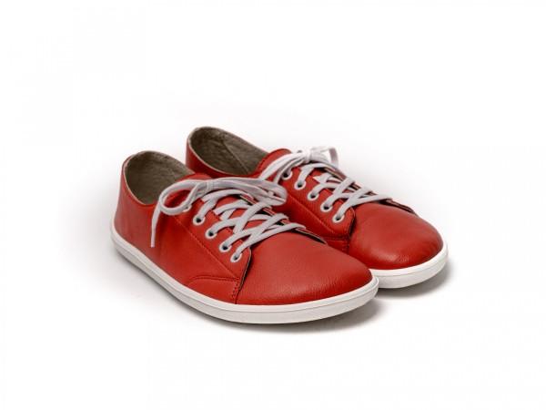 Be Lenka - Prime - Unisex - Barfuß Sneakers - Red