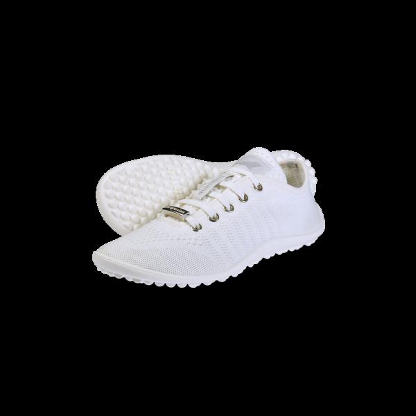 Leguano - Go - Barfußschuhe Unisex - White
