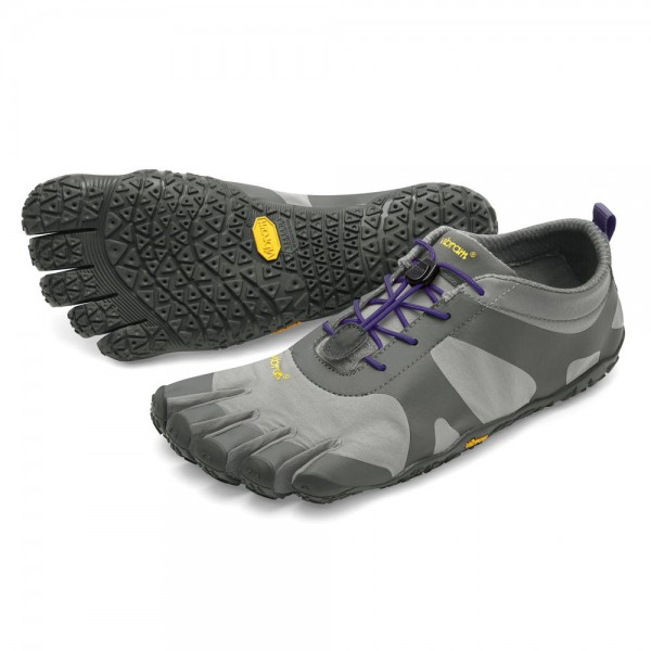 Vibram Five Fingers - V-Alpha (Damen) - Zehenschuhe - Grey-Violet