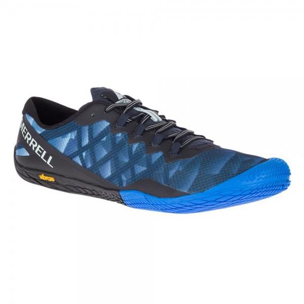 Merrell Barefoot - Vapor Glove 3 (Herren) - Barfußschuhe - Blue Sport