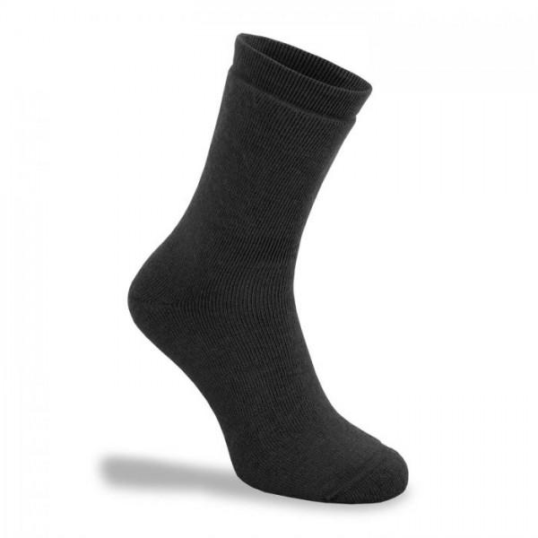 Woolpower - SOCKS CLASSIC 400 (Unisex) - black