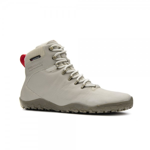 VIVOBAREFOOT - Tracker Firm Ground (Damen) - Barfußschuhe - Beige