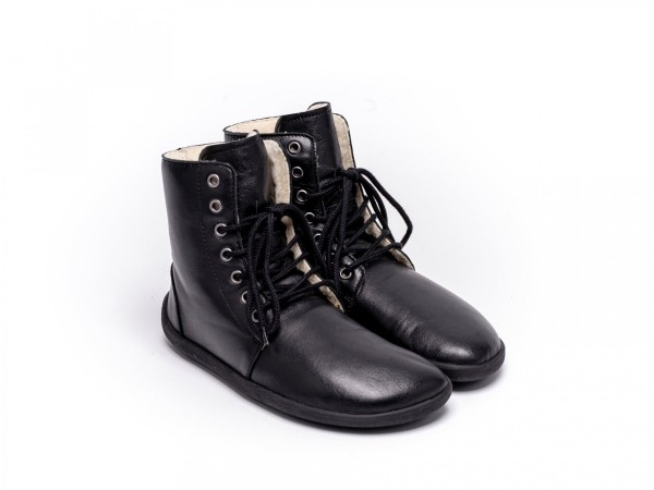 Be Lenka - Winter - Unisex - Barfußschuhe - Black