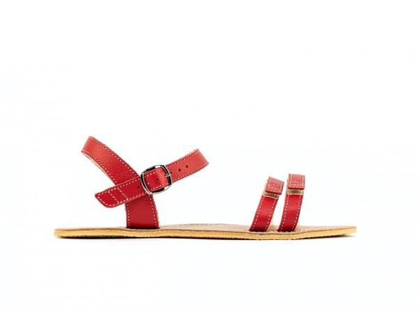 Be Lenka - Summer - Barfuß Sandalen - Red