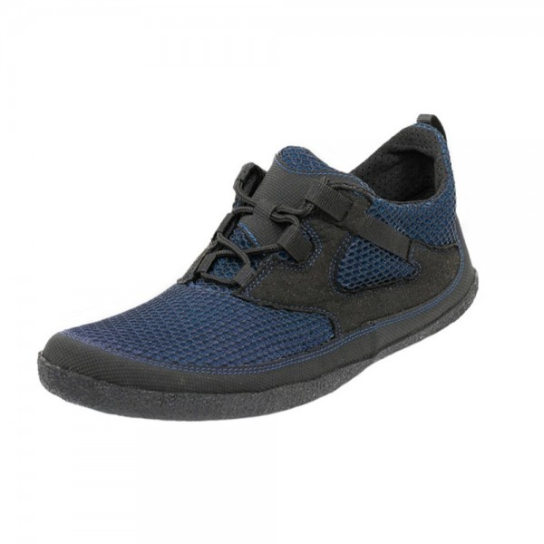 Sole Runner - Pure 2 (Unisex) - Barfußschuhe - Blue-Black