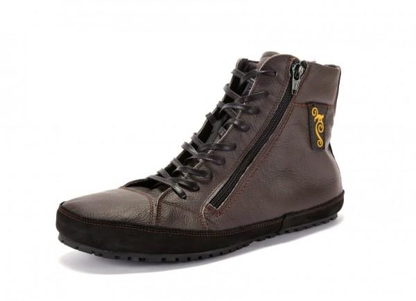 Magical Shoes - Winter - Barfußschuhe (Unisex) - Alaskan X Braun