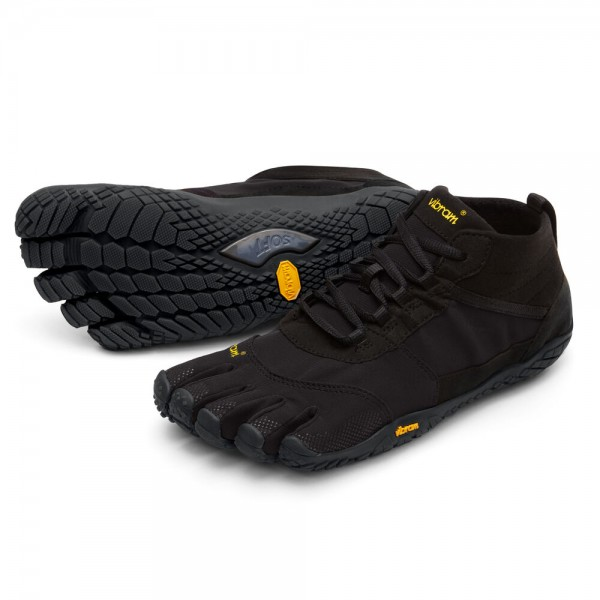Vibram Five Fingers - V-Trek (Damen) - Zehenschuhe - Black