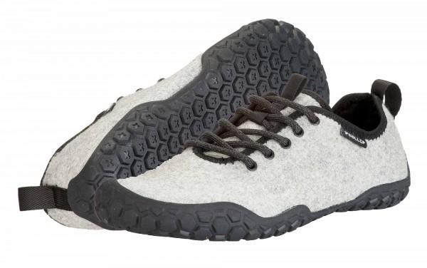 Ballop - Corso - Unisex - Barfußschuhe - Light Grey