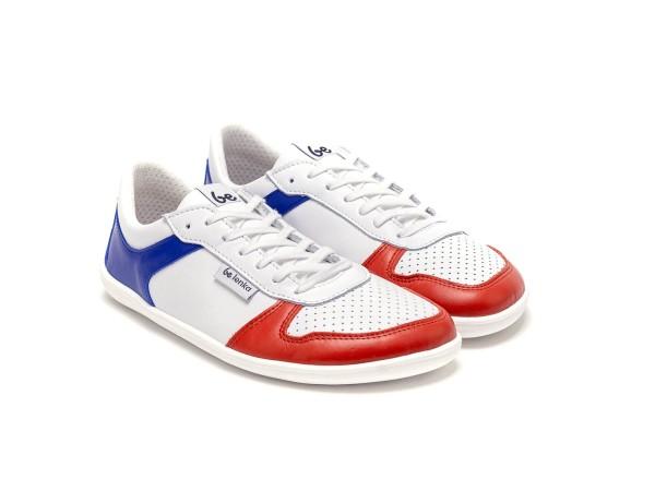 Be Lenka - Champ Patriot - Unisex - Barfußschuhe - Red White Blue