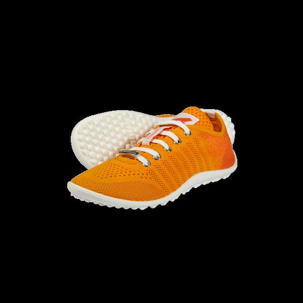 Leguano- Go - Barfußschuhe - Unisex - Orange