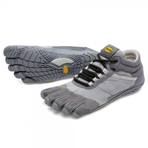 Vibram Five Fingers - Trek Ascent Insulated (Damen) - Zehenschuhe - Grey