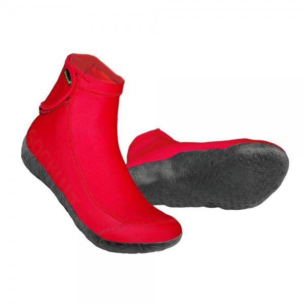 SOCKWA® - G HI - Barfußschuhe (Unisex) - Red