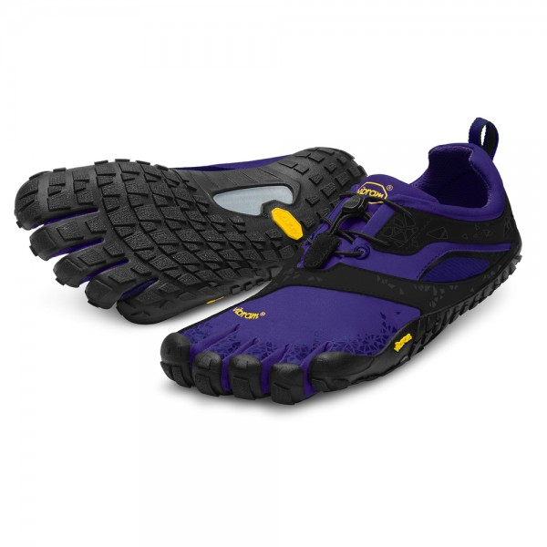 Vibram Five Fingers - Spyridon MR (Damen) - Zehenschuhe - Purple-Black