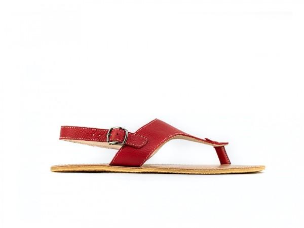 Be Lenka - Promenade - Barfuß Sandalen - Red