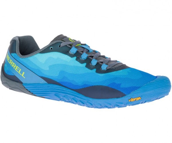 Merrell Barefoot - Vapor Glove 4 (Herren) - Barfußschuhe - mediterranian blue