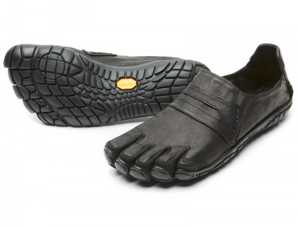 VIBRAM® - FiveFingers® - CVT HEMP LEATHER (Herren) - Zehenschuhe - Black