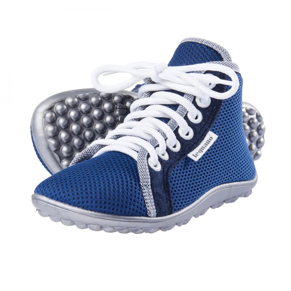 Kaufen Sie Authentic zuverlässige Qualität Original Kauf Leguano - Aktiv Plus - Barfußschuhe (Kinder) - Blau