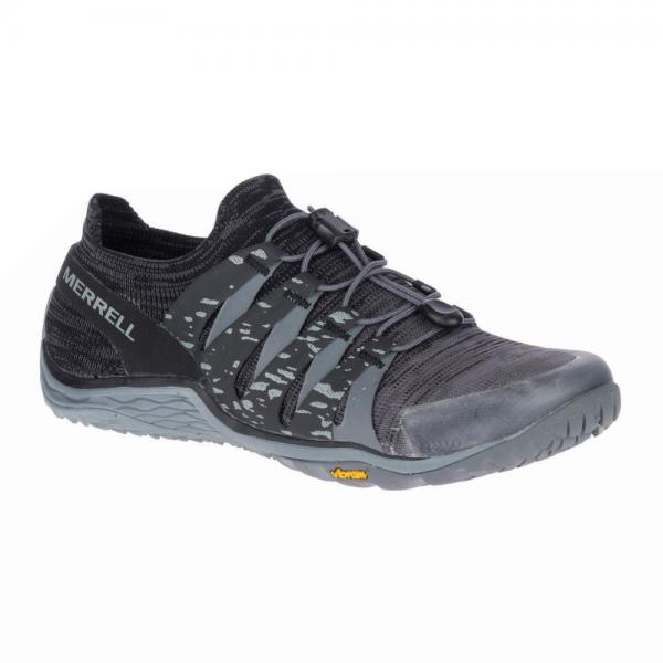 Merrell Barefoot - Trail Glove 5 3D (Damen) - Barfußschuhe - Black
