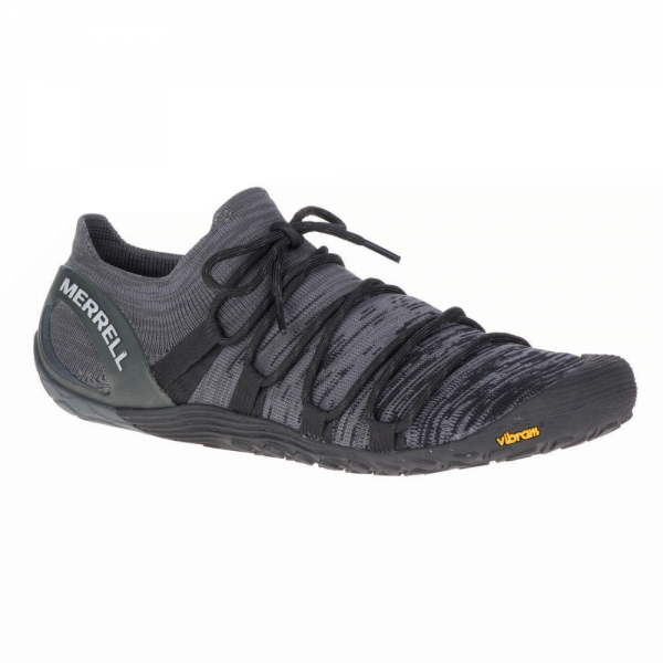 Merrell Barefoot - Vapor Glove 4 3D (Herren) - Barfußschuhe - Black