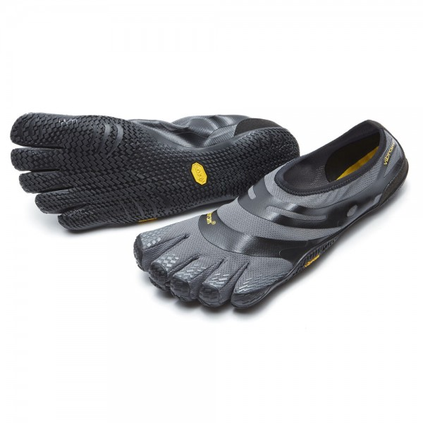 Vibram Five Fingers - EL-X (Herren) - Zehenschuhe - Grey/Black