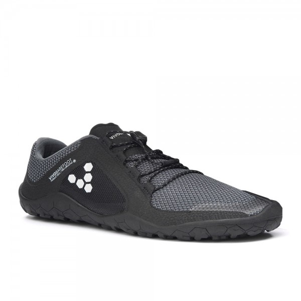 VIVOBAREFOOT - Primus Trail Firm Ground (Damen) - Barfußschuhe - Schwarz