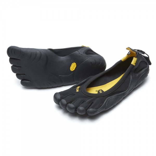Vibram Five Fingers - Classic (Damen) - Zehenschuhe - Black