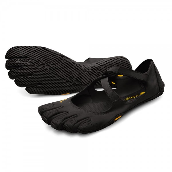 Vibram Five Fingers - V-Soul (Damen) - Zehenschuhe - Black