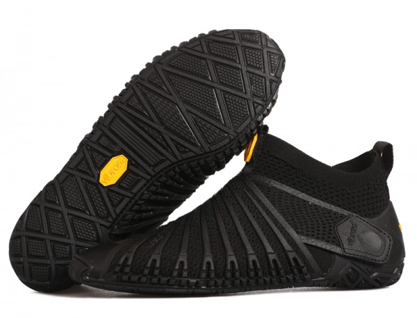 VIBRAM® - FiveFingers® - FUROSHIKI KNIT HIGH- Damen - Black