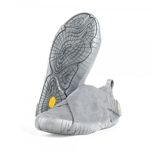 Vibram - FUROSHIKI NORTHERN TRAVELER LOW (Unisex) - Barfußschuhe - Ice - Grey