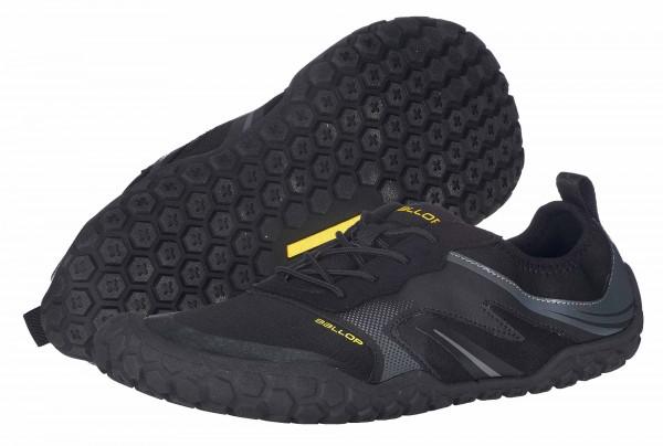 Ballop - Serengeti - Unisex - Barfußschuhe - Black