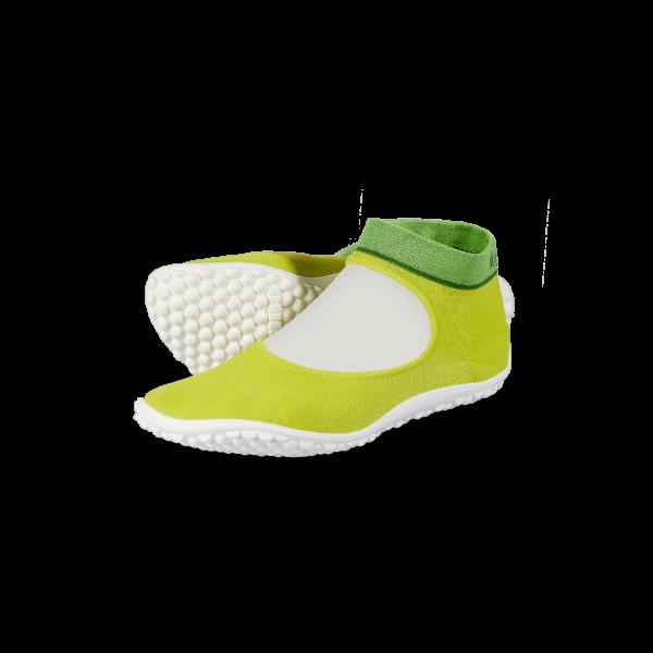 Leguano - Ballerina - Barfußschuhe - Grün