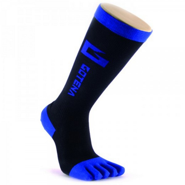 Gotena - Compression Thick - Zehensocken (Unisex) - Black-Blue