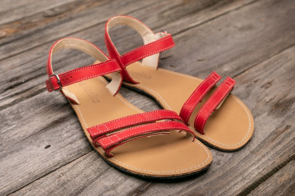 Be Lenka - Lenka Summer - Sandals - Red