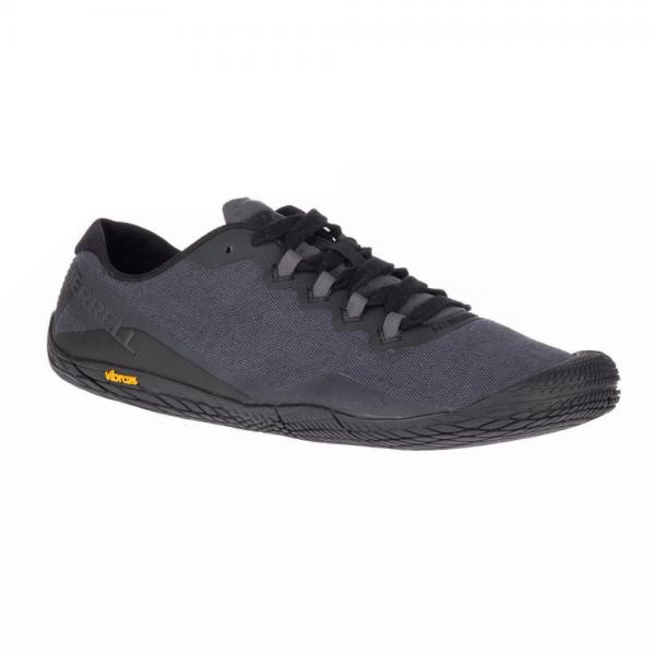 Merrell Barefoot - Vapor Glove 3 Cotton (Herren) - Barfußschuhe - Granite