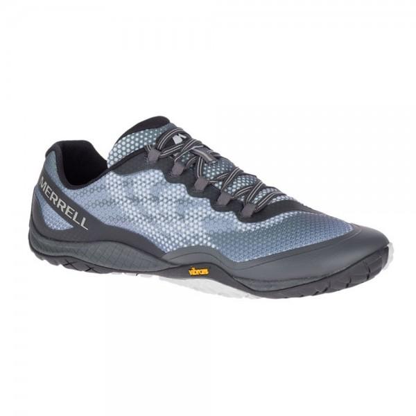 Merrell Barefoot - Trail Glove 4 Shield (Herren) - Barfußschuhe - Granite