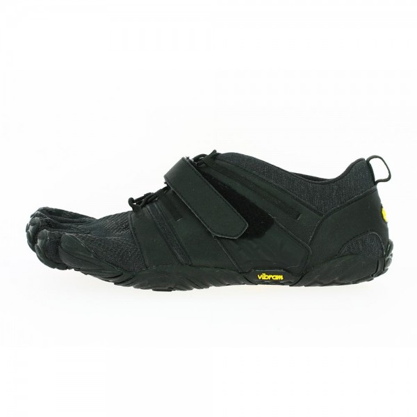 Vibram Five Fingers - V-Train 2.0 (Herren) - Zehenschuhe - Black/Black