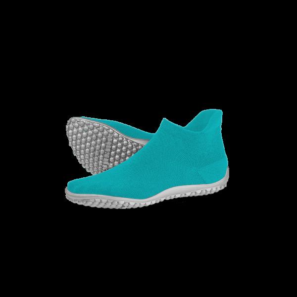Leguano - Sneaker- Barfußschuhe (Unisex) - Türkis
