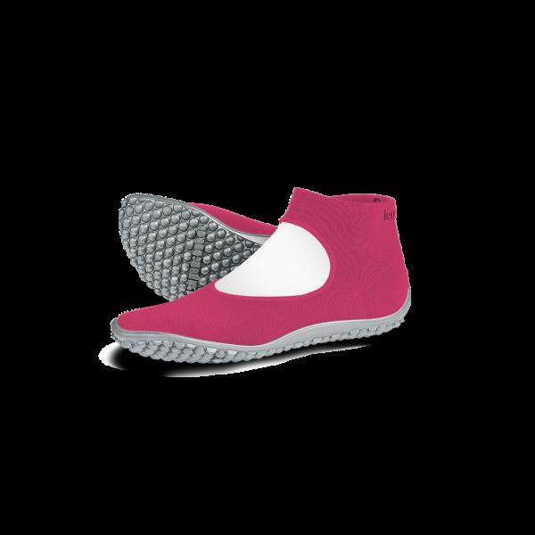 Leguano - Ballerina - Barfußschuhe - Pink